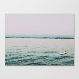 Cant Beat This View Canvas Print
