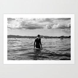 Vacations Art Print