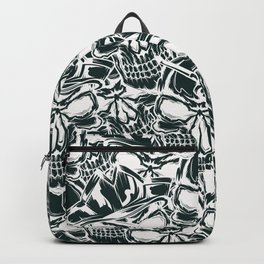 Pirate - White - Pirate Backpack
