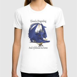 Dragonlings of Valdier: Jabir T-shirt