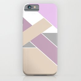 Abstract pattern . Geometric shapes .2 iPhone Case