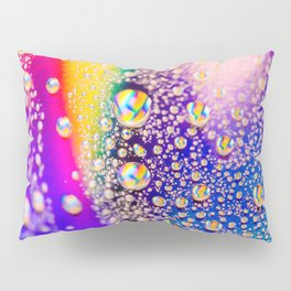 Lisa Frank's Happy Tears Pillow Sham