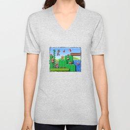 Super Mario 2 Unisex V-Neck