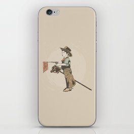 Bang! iPhone Skin
