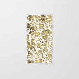 Cherry Blossoms – Gold Palette Hand & Bath Towel