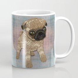 Pug Puppy Coffee Mug