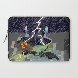 The Final Confrontation Laptop Sleeve