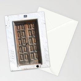 Door 13 Stationery Cards