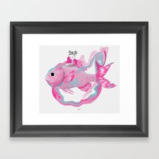 Figure 1 Framed Art Print