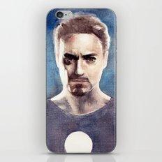 Iron Man iPhone & iPod Skin