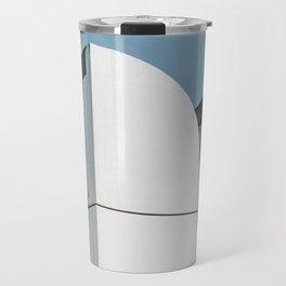 Bauhaus Architecture Travel Mug
