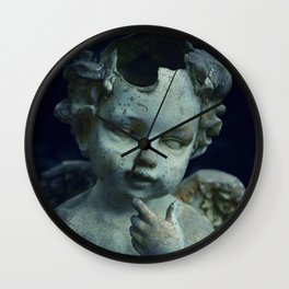 Don't lose your head Wall Clock
