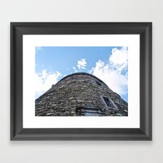 Reginald's Tower Framed Art Print