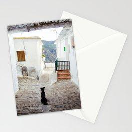 Portrait of a Dog Stationery Cards