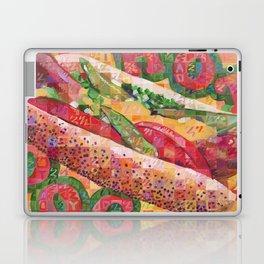 Hot Dog (Chicago Style) Laptop & iPad Skin