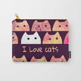 cat-199 Carry-All Pouch