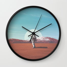 Fatamorgana Wall Clock