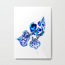 Devine Instinct Metal Print