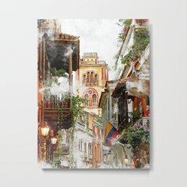 Cartagena, Colombia Metal Print