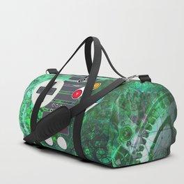 Classic Steampunk Game Controller Duffle Bag