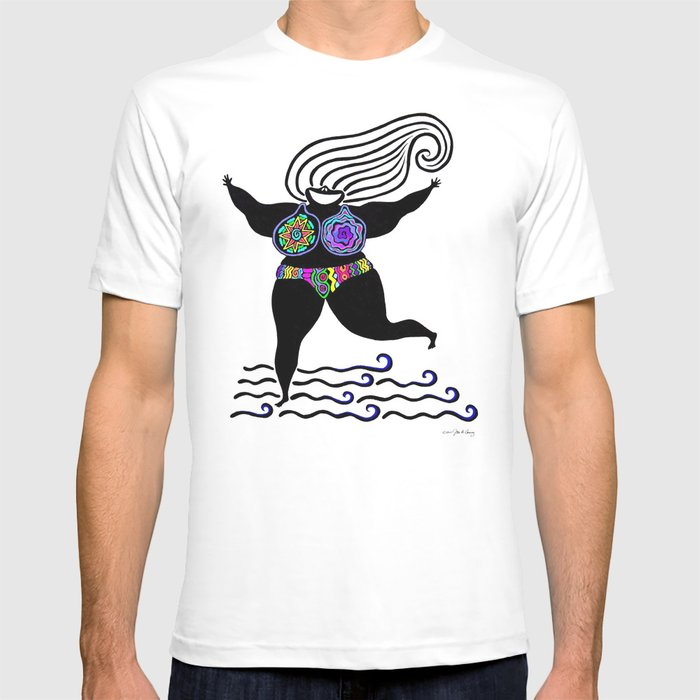 GODDESS OF GOOD ATTITUDE II T-shirt