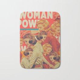 Woman Power Bath Mat