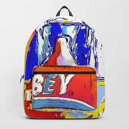 The Man In the mirror Backpack