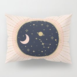 Love in Space Pillow Sham