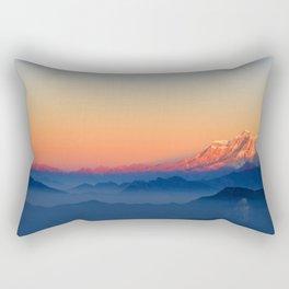 Presence of Sun Rectangular Pillow