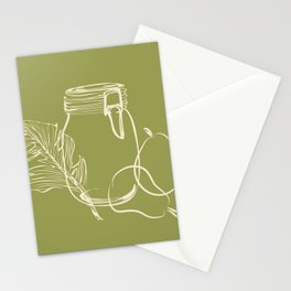 cooking Stationery Cards