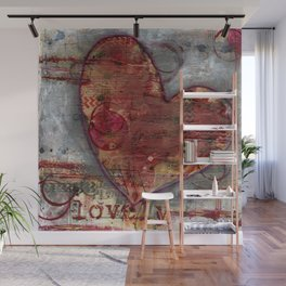 Permission Series: Lovely Wall Mural