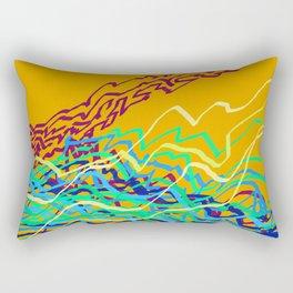 Coastal Frequencies 1 Rectangular Pillow