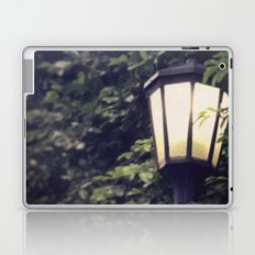 Overgrown Lamp Laptop & iPad Skin