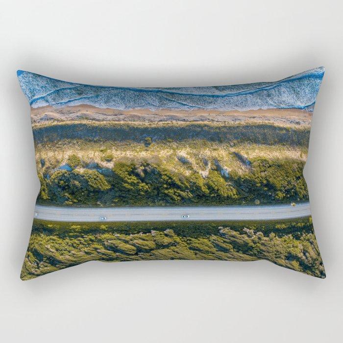 Sky view 5 Rectangular Pillow