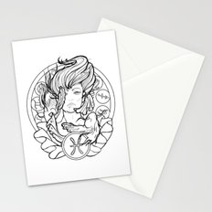 Zodiac Series | Pisces Stationery Cards