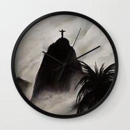 Rio No1 Wall Clock