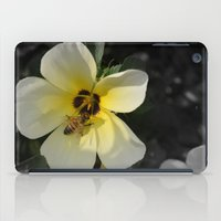 bee iPad Cases featuring Bee by Lia Bernini