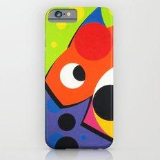 Fish - Paint Slim Case iPhone 6s