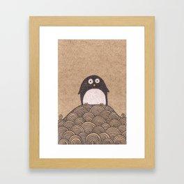 Chief Squeaker Framed Art Print