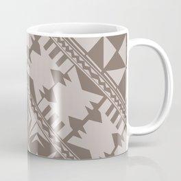 Fijian Masi design Coffee Mug