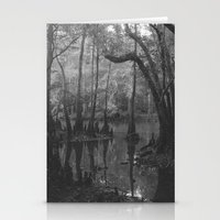 florida Stationery Cards featuring Florida Swamp by Kevin Russ