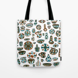New Mexico Pottery Tote Bag