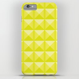 Studs - Neon iPhone Case