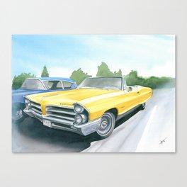65 Bonnie Canvas Print