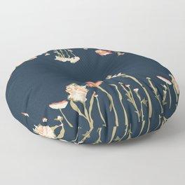 Floralz #56 Floor Pillow