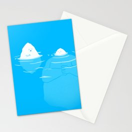The Tip Of The Iceberg Stationery Cards