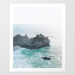 Island Of Paradise Art Print