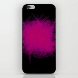 VHS Glitch iPhone Skin