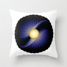 Fleuron Composition No. 144 Throw Pillow