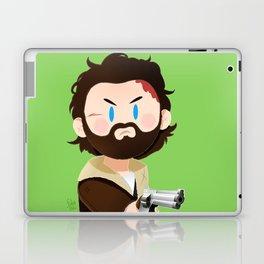 Little Warriors: Rick Laptop & iPad Skin